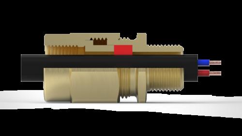 Взрывозащищенный кабельный ввод