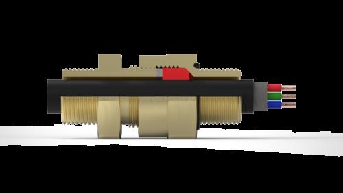 Кабельный ввод для труб
